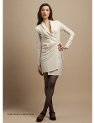 Moksha Wrap Dress